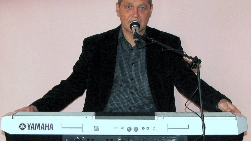 Vestuvių muzikantas Egidijus Mickus
