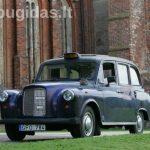 Angliškas taksi automobilis Jūsų šventėms