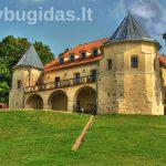 Norviliškių pilis