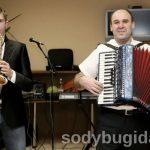 Vestuvių muzikantai Eugenijus ir Gvidas