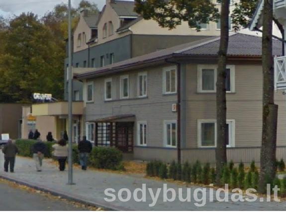 Nuomojamas 2 kambarių butas Druskininkų centre