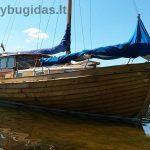 Jachtos ir katerių nuoma Itama