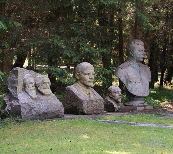 Maršrutas Grūto parkas – Stelmužės ąžuolas