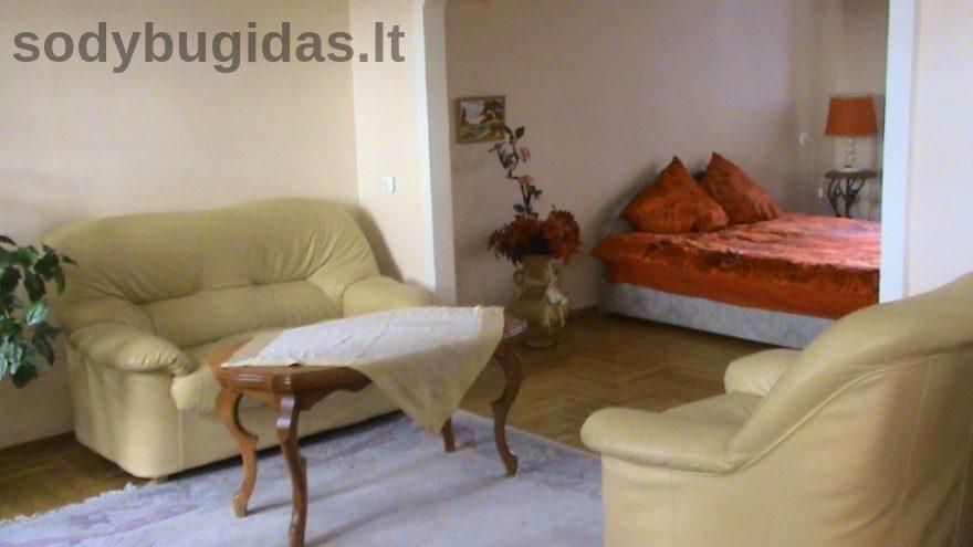 Nuomojamas 3 kambarių butas Vilniuje