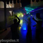 Renginių vedėjas ir DJ Tomas Veselga