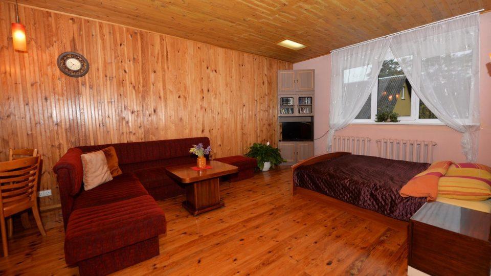 Nuomojamas 1 kambario butas Druskininkuose
