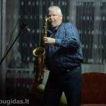 Saksofonistas Vilius Asadauskas