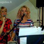 Vestuvių muzikantės Duetas sesės