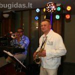 Vestuvių muzikantai Raimundas ir Virginijus Žiūkai